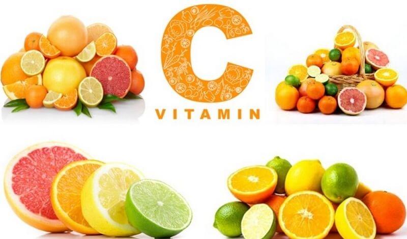 Trong chanh có chứa vitamin C chống Oxy hóa hiệu quả
