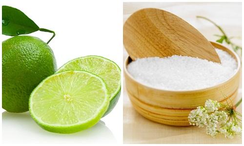 Chanh tươi pha với muối là bài thuốc hiệu quả để điều trị căn bệnh cao huyết áp