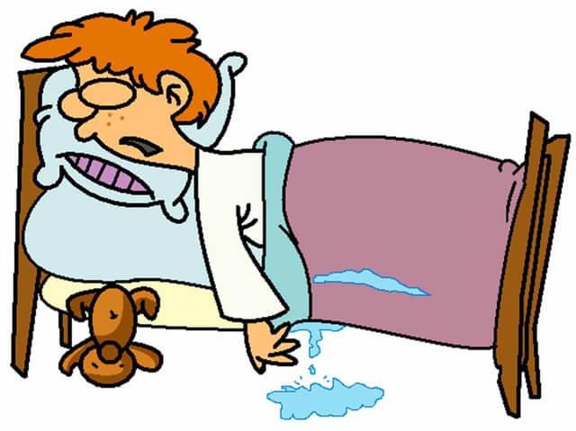 Có nhiều nguyên nhân dẫn đến đái dầm ở trẻ