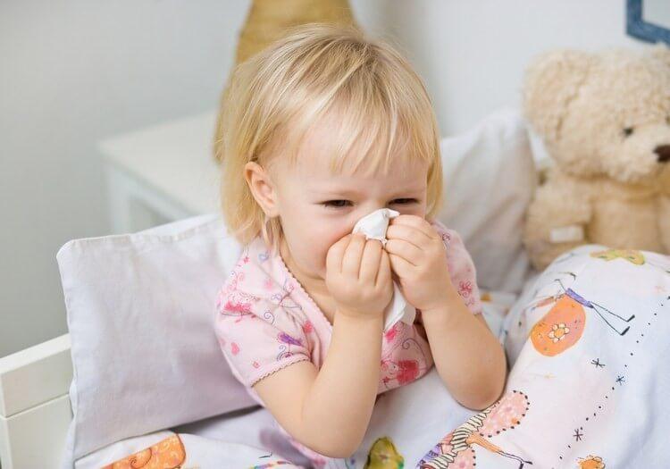 Sổ mũi là triệu chứng thường gặp của bệnh hô hấp