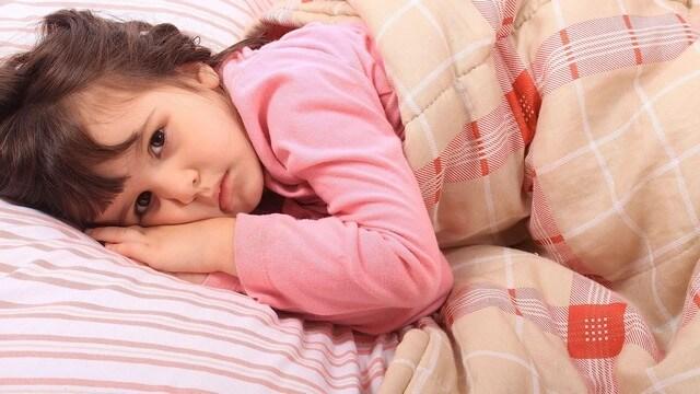 Bệnh khó ngủ ở trẻ em có nguy hiểm không?