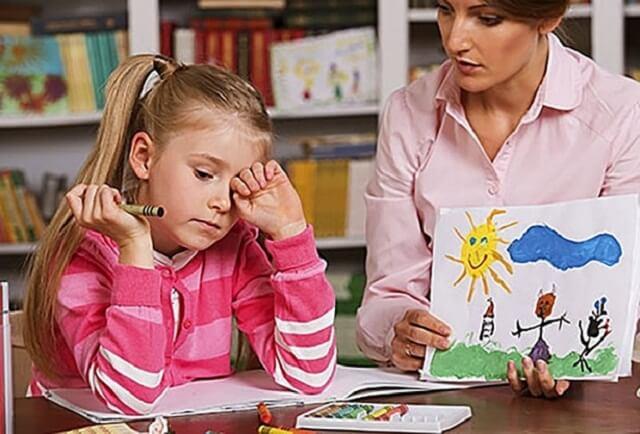 Có nhiều phương pháp hỗ trợ tăng sự tập trung của trẻ
