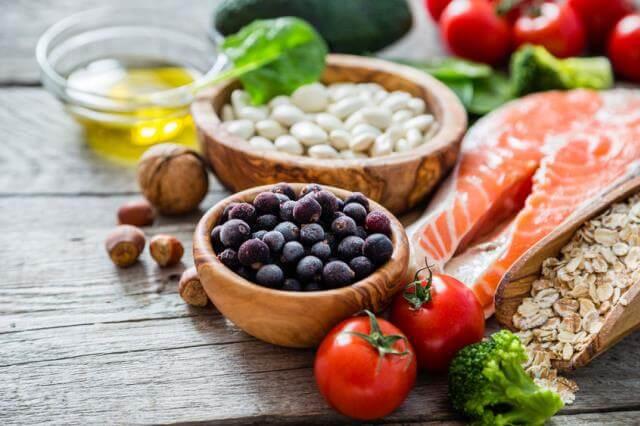 Lựa chọn thực phẩm tốt cho móng, lớp sừng