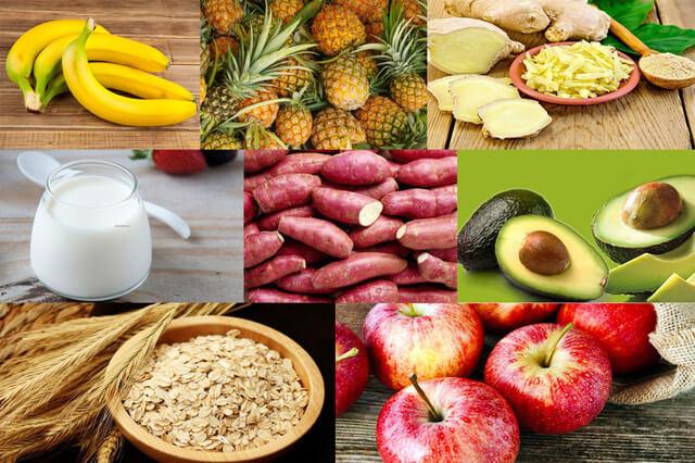 Cha mẹ nên chọn những đồ ăn mát và dinh dưỡng để cung cấp đủ năng lượng cho trẻ