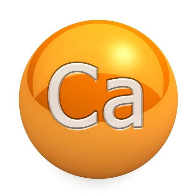 Canxi là nguyên tố cần thiết đối với cơ thể người