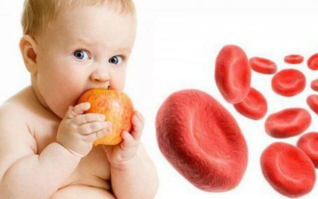 Thiếu máu do rất nhiều nguyên nhân mang lại
