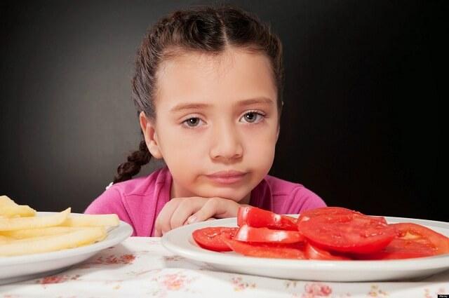 Nhận biết bệnh thiếu máu ở trẻ em qua dấu hiệu là cách nhận biết tốt nhất.