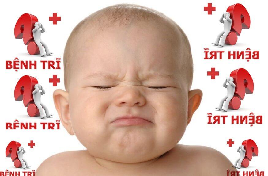 Thế nào là bệnh trĩ ở trẻ em?
