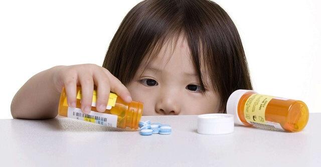 Sử dụng thuốc kháng sinh cho trẻ khá phổ biến