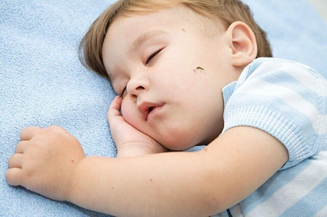 Tăng huyết áp khiến trẻ mệt mỏi, quấy khóc