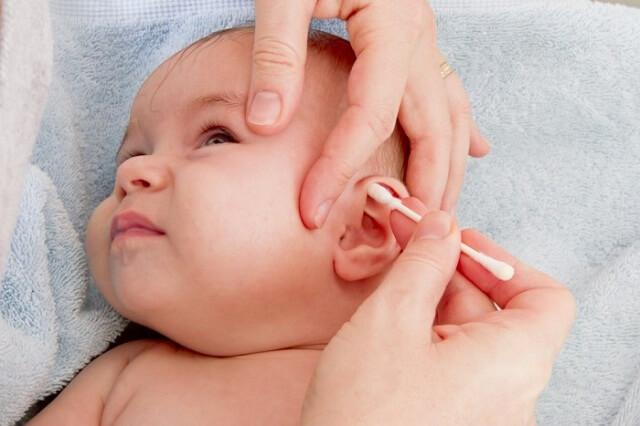 Chảy mủ tai là căn bệnh thường gặp ở trẻ nhỏ