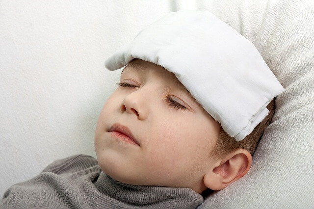 Một số bệnh lý khác cũng có biểu hiện sốt đi kèm