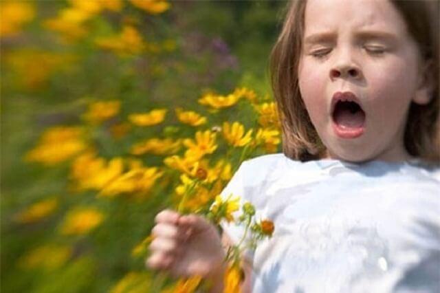 Bệnh hen suyễn ở trẻ do nhiều nguyên nhân gây ra