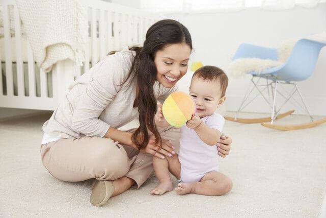 Tập thói quen vận động hàng ngày cho con
